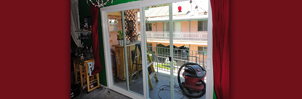 Vinyl Patio Doors | J & A Windows, Inc. - Los Angeles, CA